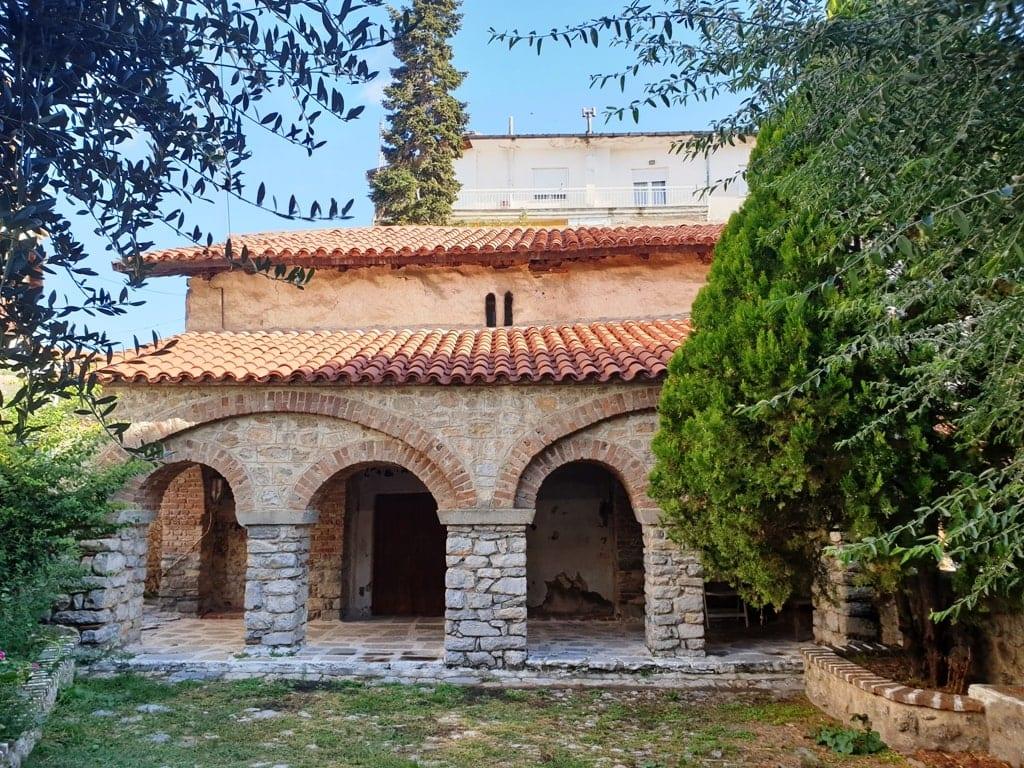 Kastoria Byzantine Church