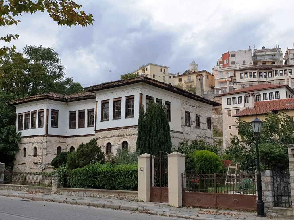 Kastoria Mansions Greece