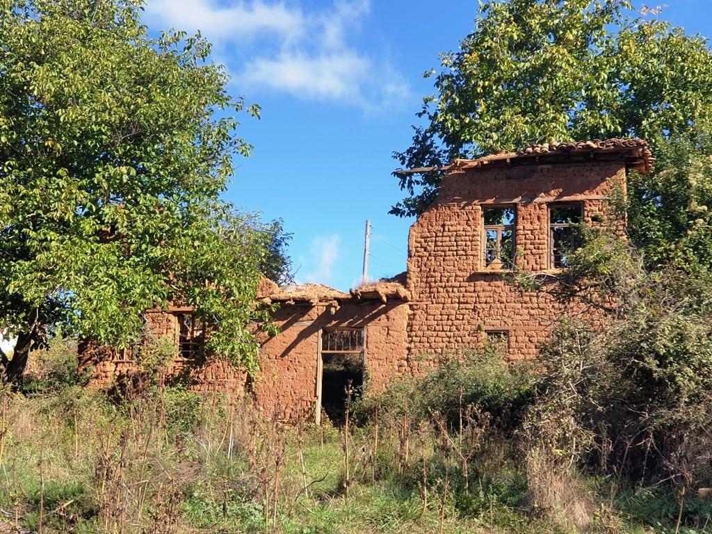 Abandoned village of Korestia