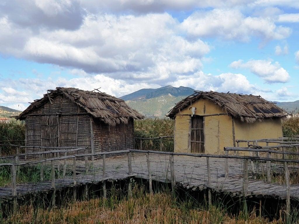 archaeological site of Dispilo Kastoria