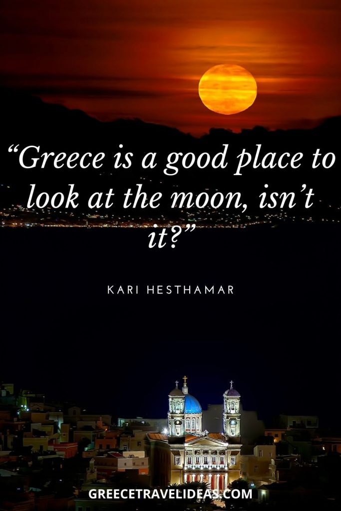 Amazing quotes about Greece