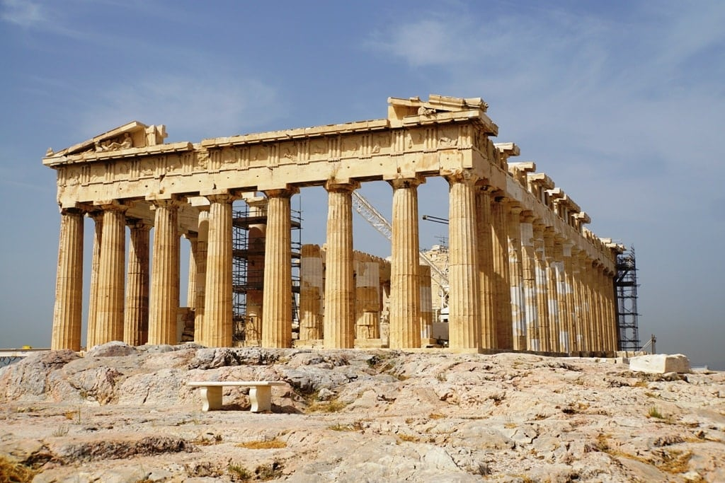 Athens popular cruise port