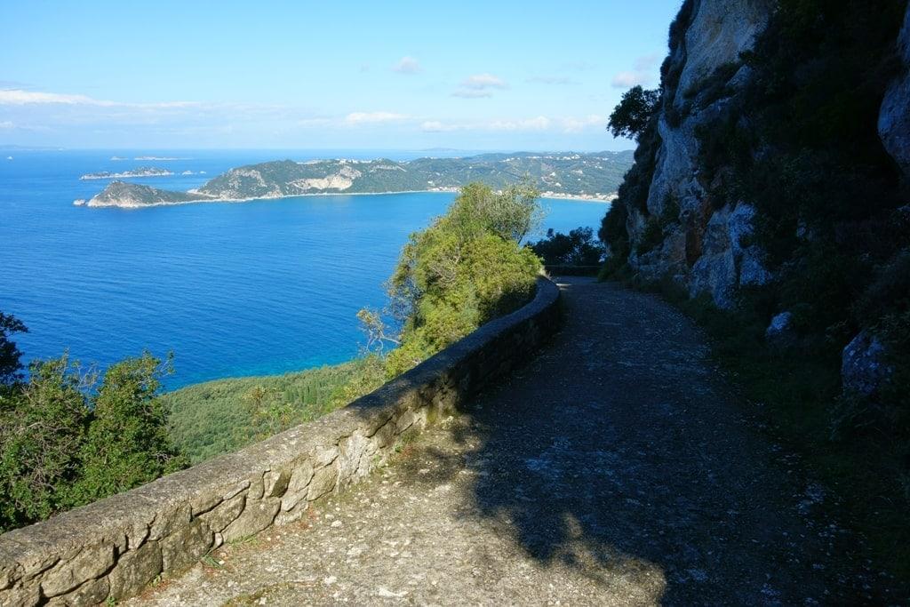 Agios Georgios Bay - Corfu Trail Greece
