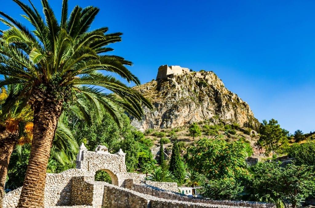 Naflio Greece
