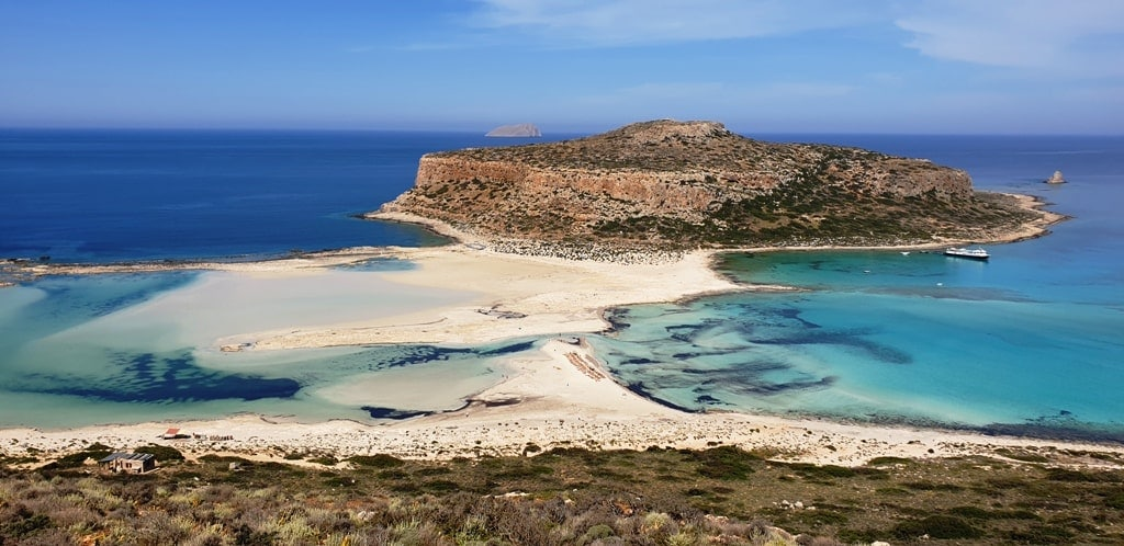 Balos Crete - Beautiful Landscape