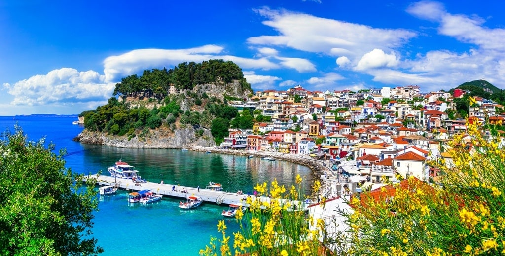 Parga - One of Greece's prettiest towns