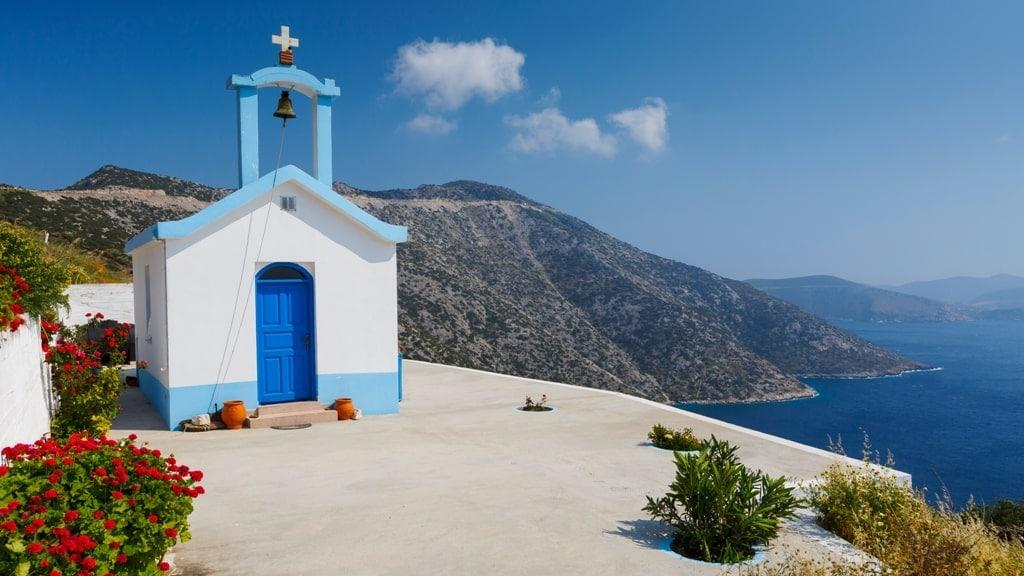 Fourni - small Greek island