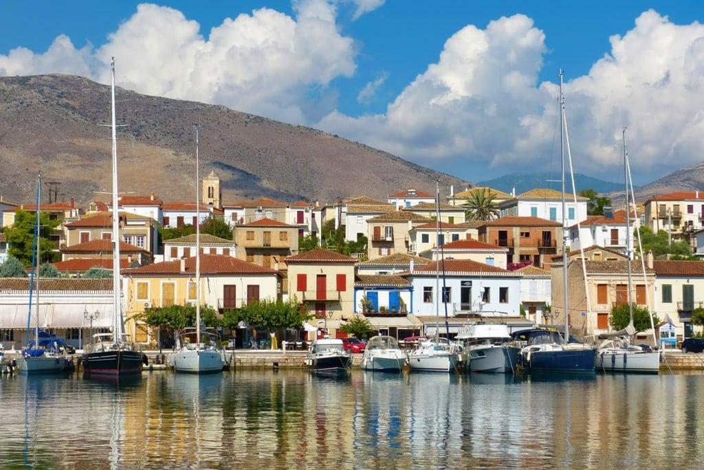 Galaxidi - beuatiful Greek Town
