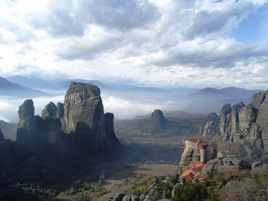 Meteora Monasteries - Greece in 5 days