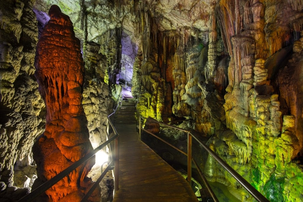Dikteon Cave - Best Caves in Greece