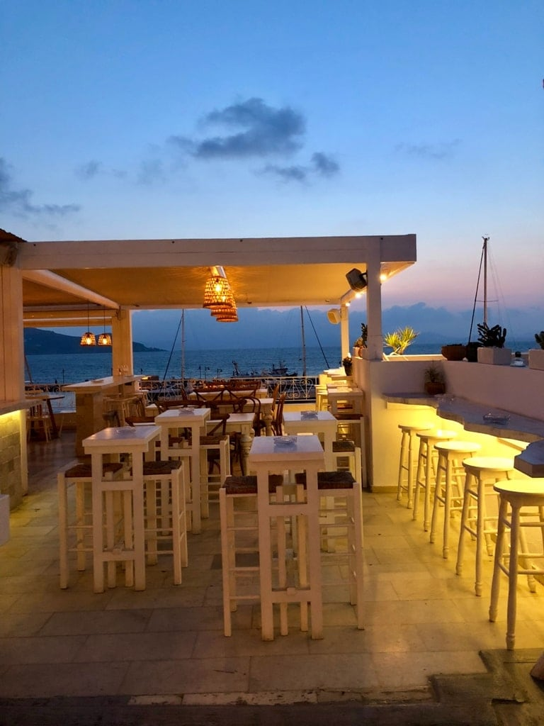 Kos - greek islands for nightlife