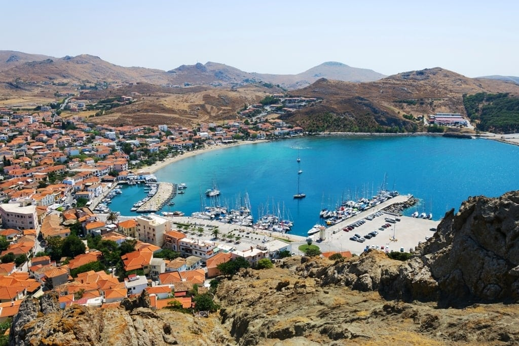 Lemnos belongs to the North Aegean Greek Island group