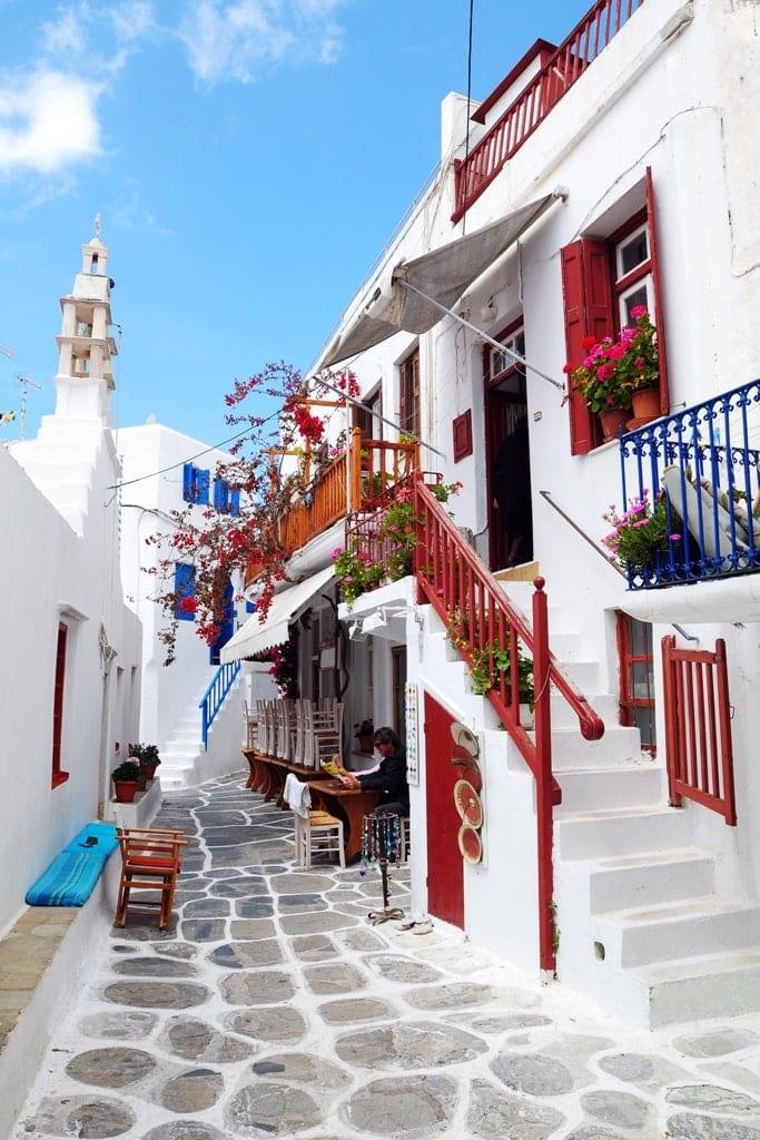 Mykonos Town - Pretty Towns in Greece
