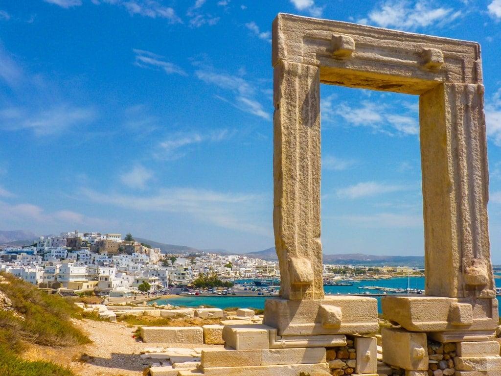 Naxos island - most beautiful Greek islands