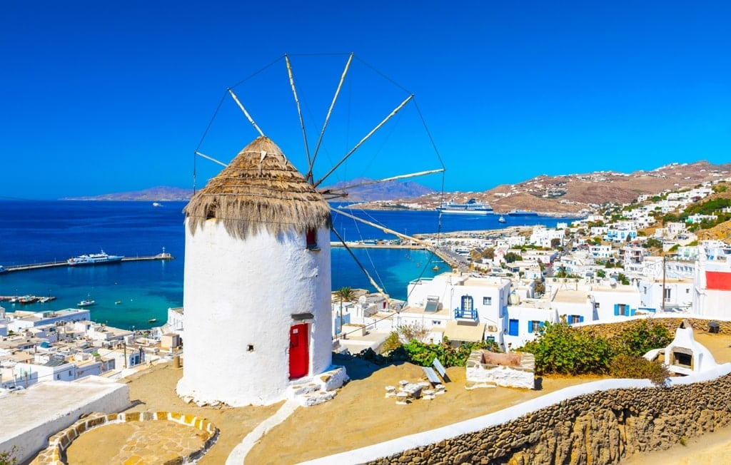 Mykonos Town - Beautiful Towns in Greece