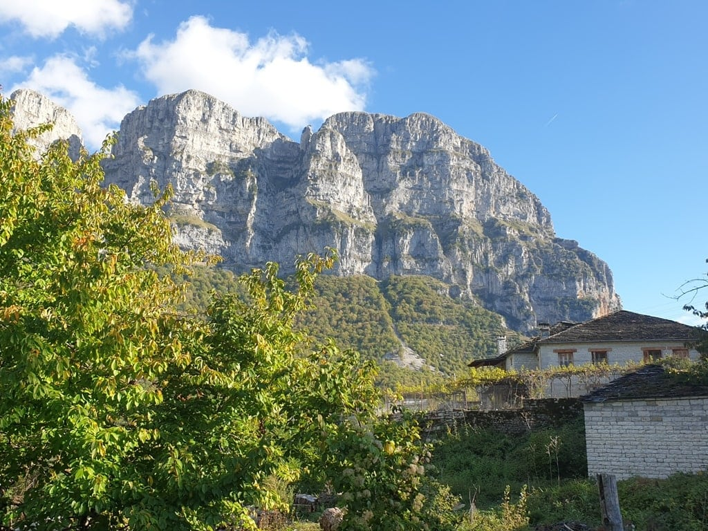 Megalo Papingo - Best village to visit in Greece