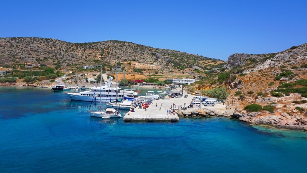 Schinoussa - small Greek Islands