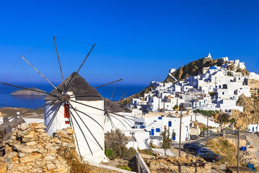 Serifos belongs to the most famous greek island groups the Cyclades