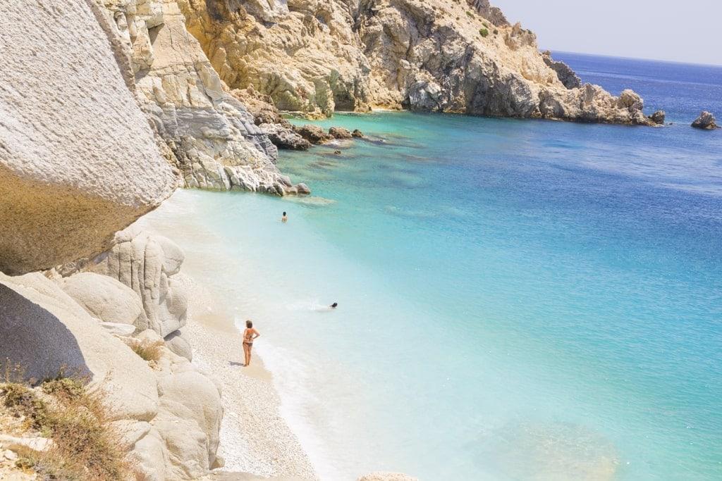 Ikaria belongs to the North Aegean cluster of Greek Islands