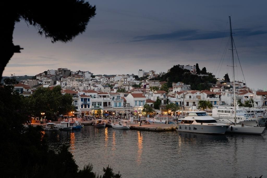 Skiathos - greek islands for partying
