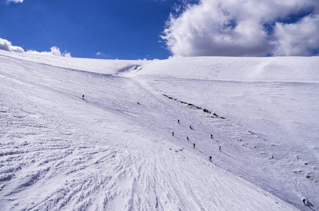 Ski Resort 3-5 Pigadia in Greece