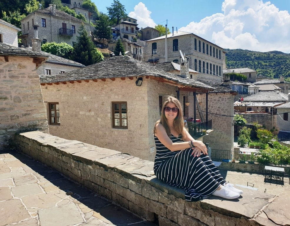 Syrrako Village Epirus