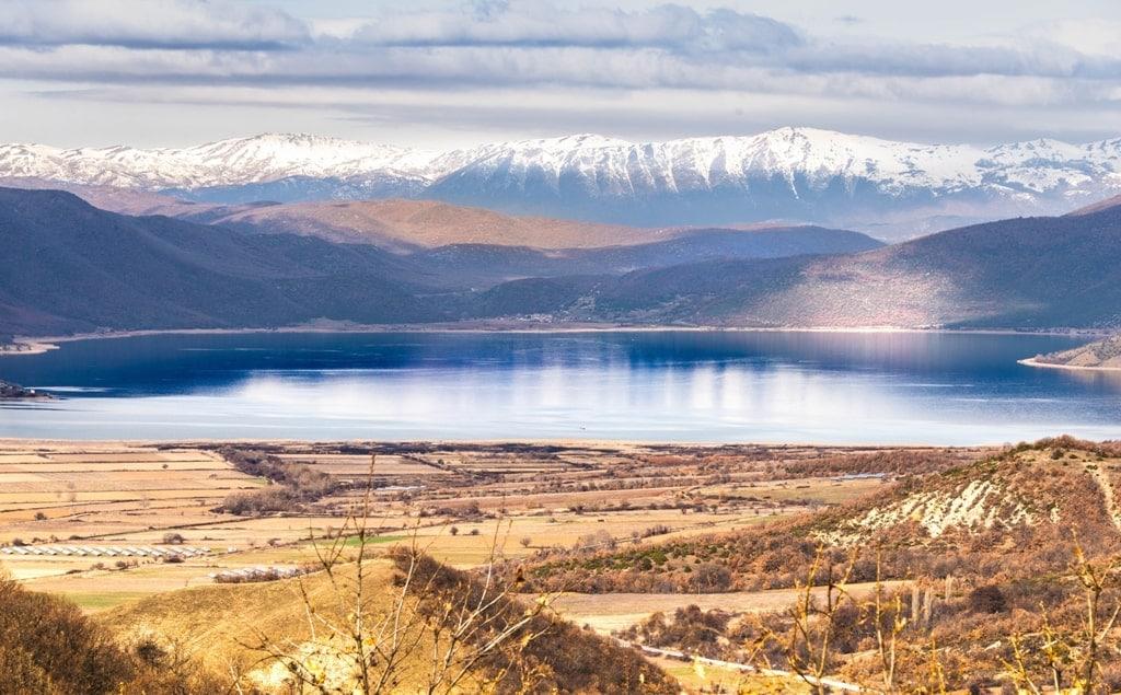 Prespes Lake - Best lakes in Greece