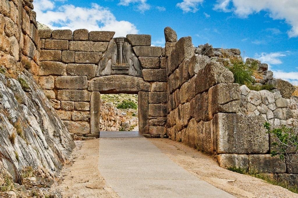 Mycenae Greek Landmark
