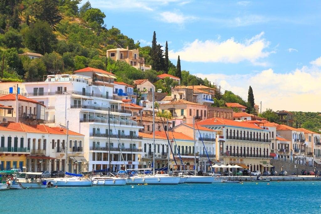 Gythio - Pretty Greek Town