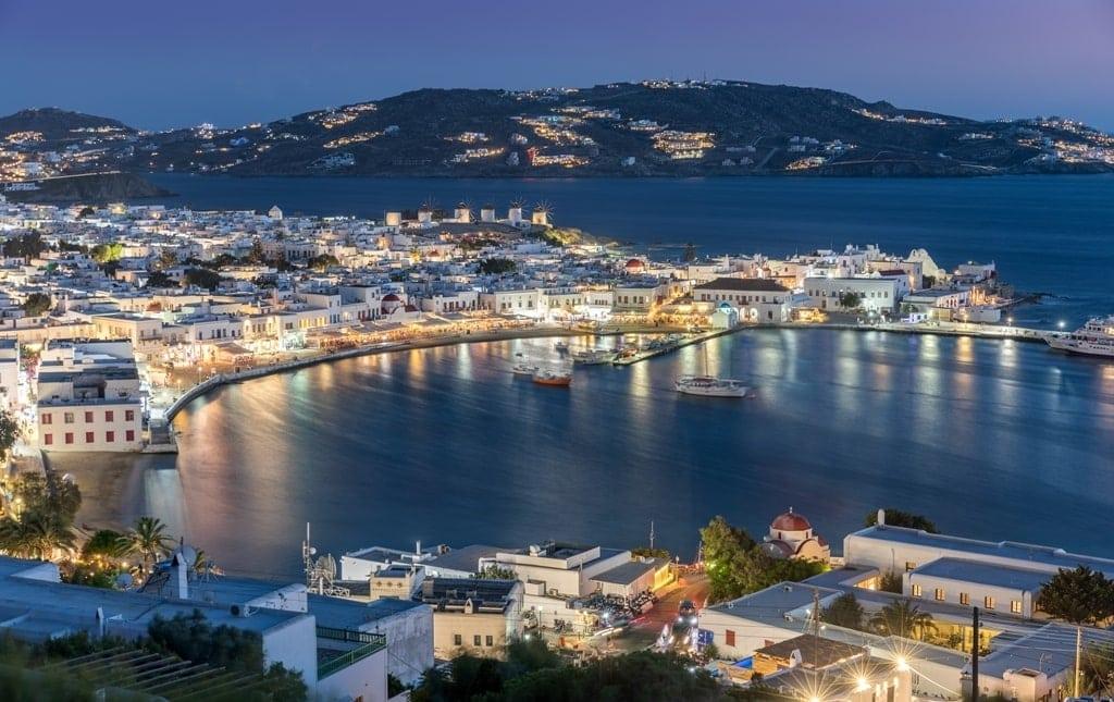 Mykonos - Best Greek Islands for Partying