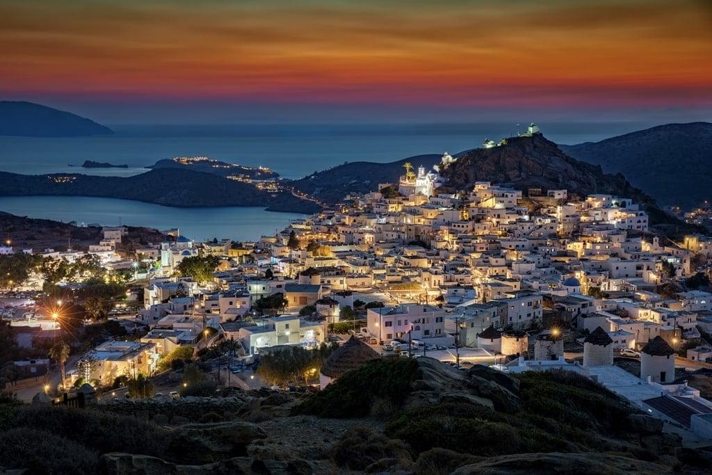 ios island greece