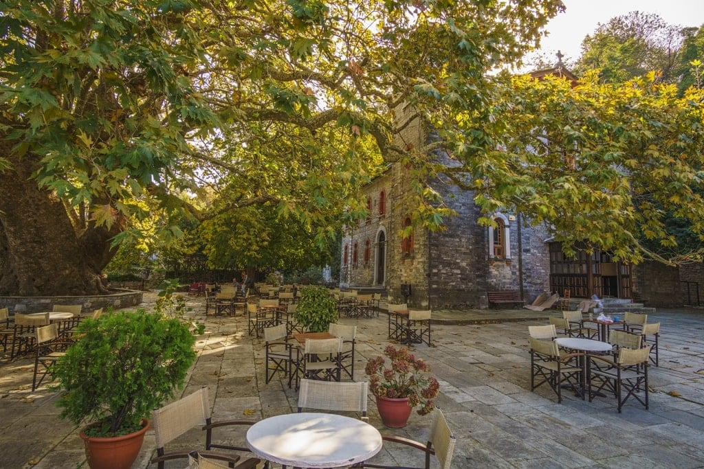 Pelion Villages in Greece - best places to see in Greece