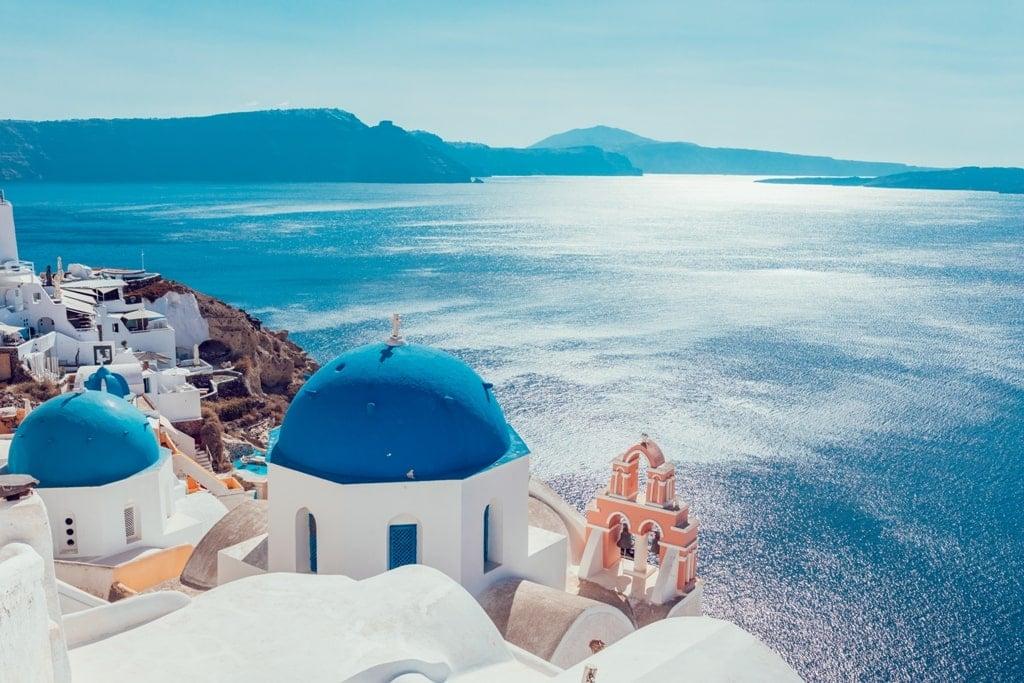 OIa Santorini - 5 days in Greece