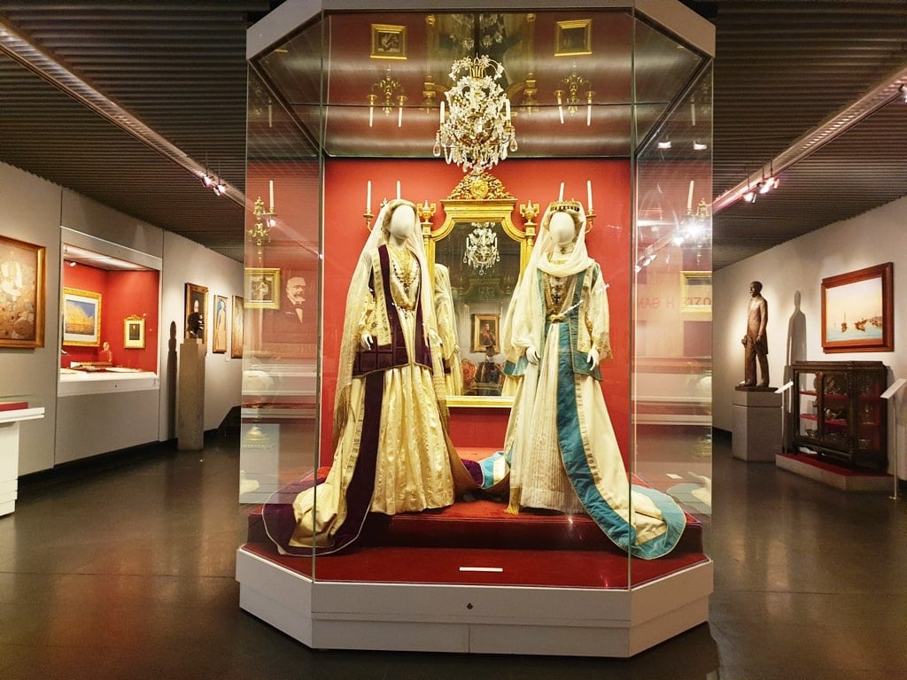 Benaki Museum in Athens - Virtual tours of Greece