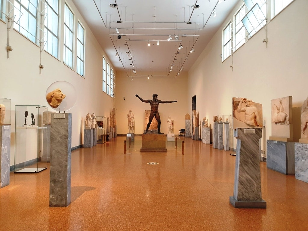Archaeological Museum in Athens is one of my favorite museums