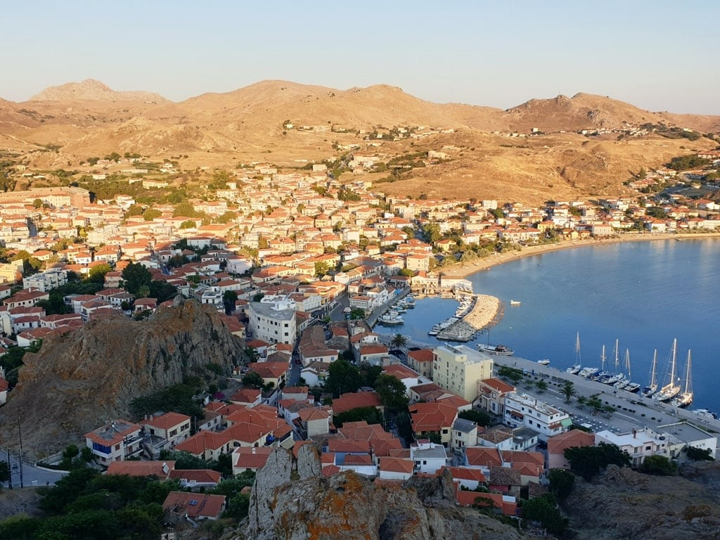 Lemnos is  a cheap Greek island