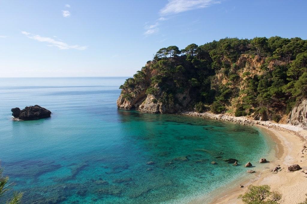 Alonaki Beach In Preveza - Beaches in Mainland Greece