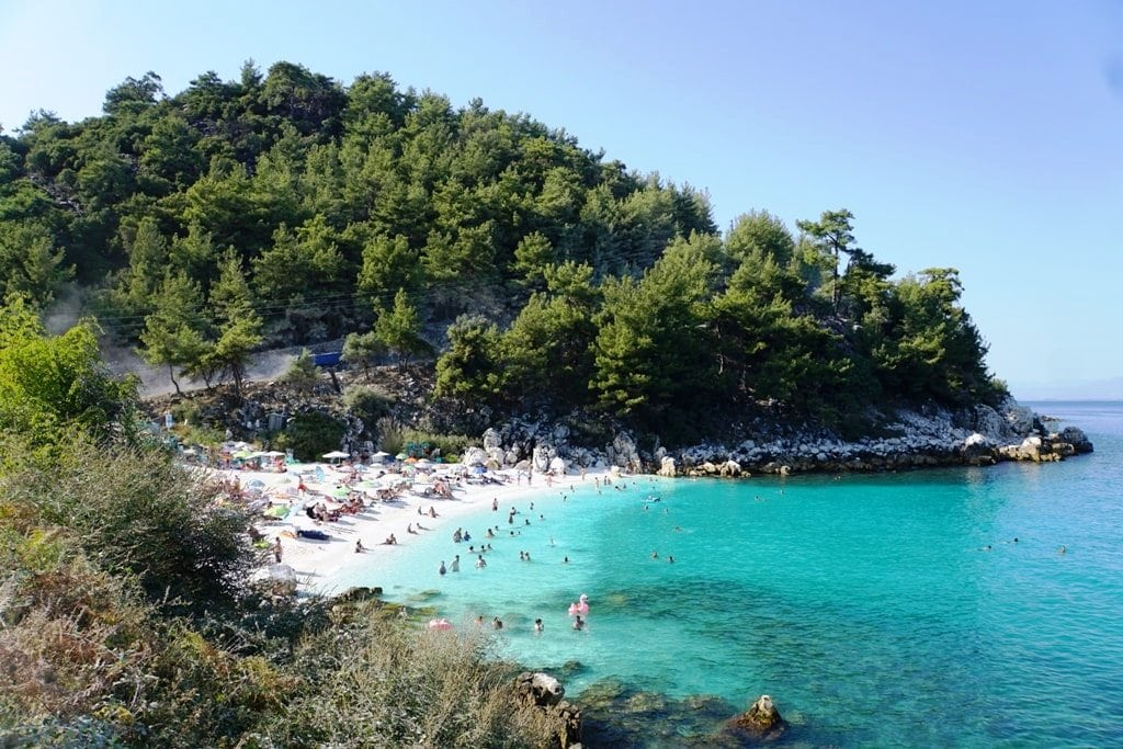 Thassos - Cheepest Greek islands