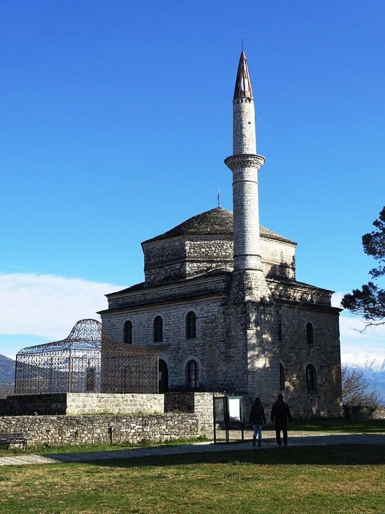 Kastro of Ioannina Greece