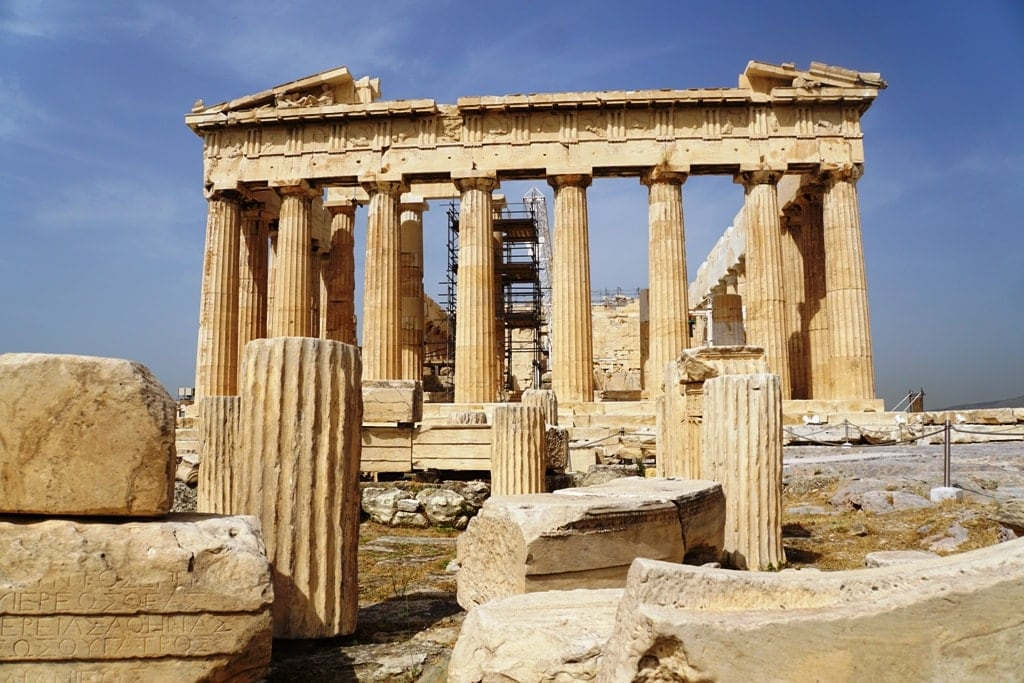 Acropolis Greece - Virtual Tours