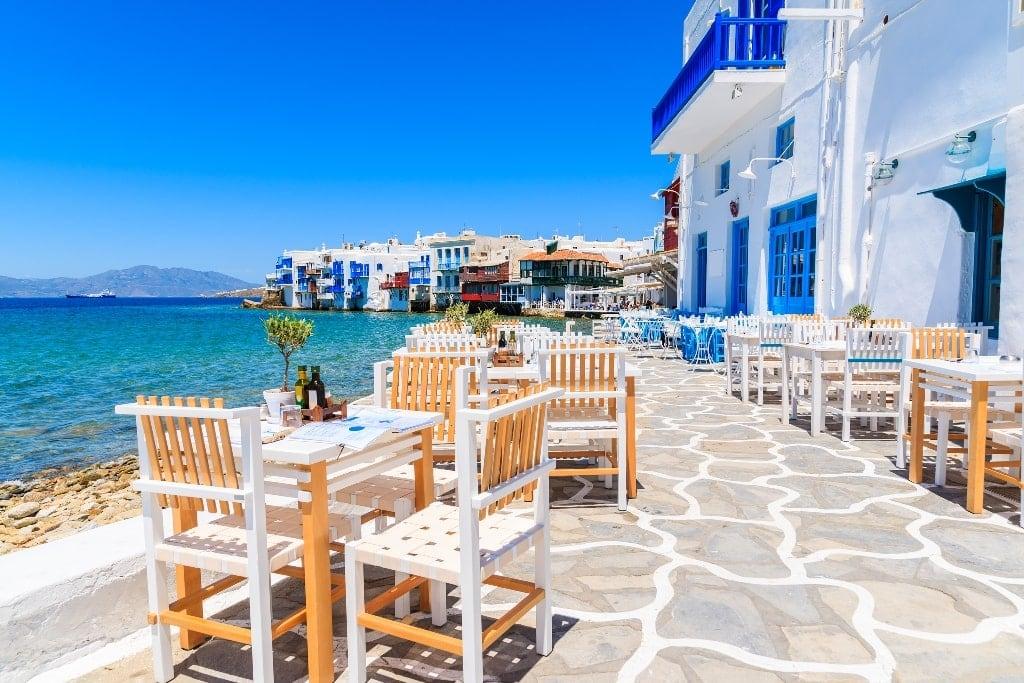 Mykonos Greece - most beautiful islands in Greece