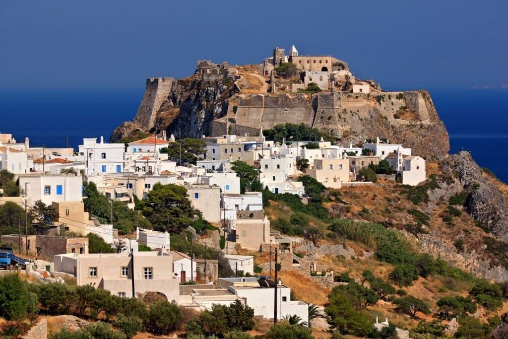 Kythira Castle - Best Castles in Greece