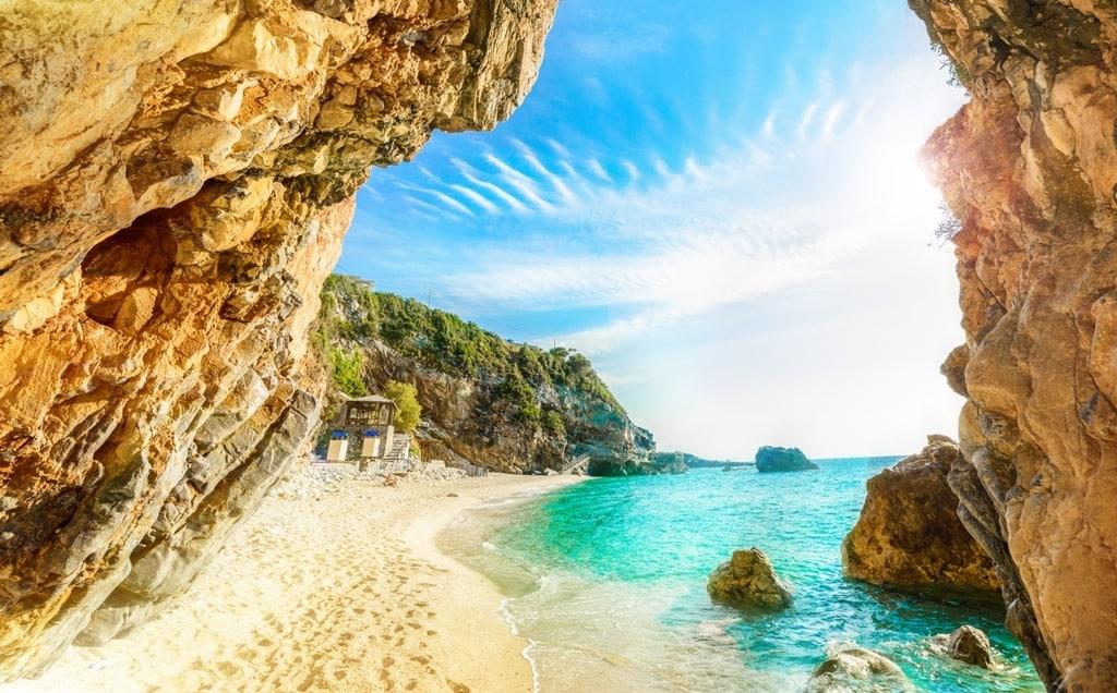 Mylopotamos Beach, Pelion Mainland Greece