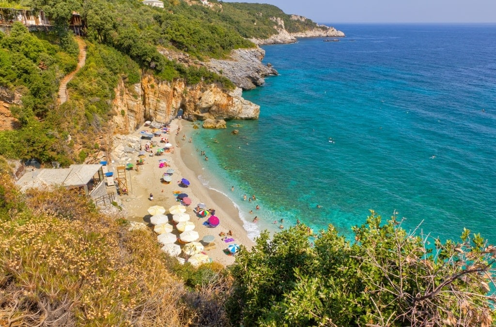 Mylopotamos Beach, Pelion -Best beaches in Greece Mainland