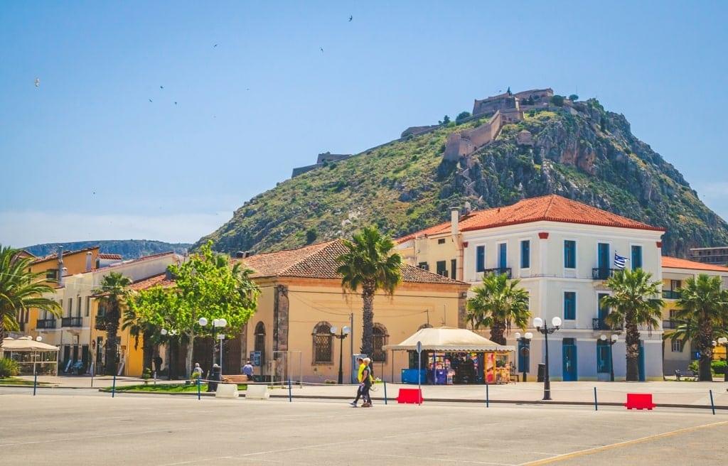 Nafplio - Peloponnese Roadtrip