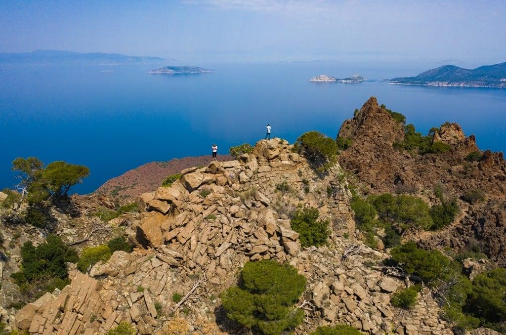 Methana Volcano - Volcanoes in Greece