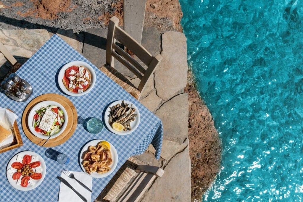 Best Greek Islands for food
