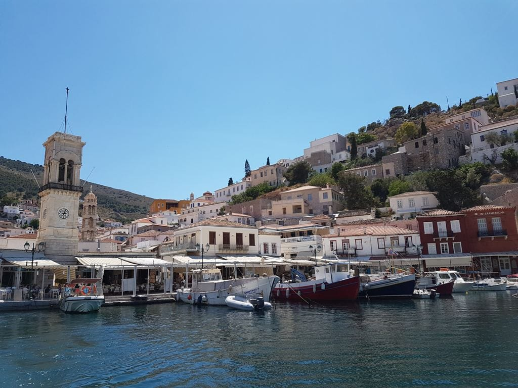 Hydra most beautiful Greek islands