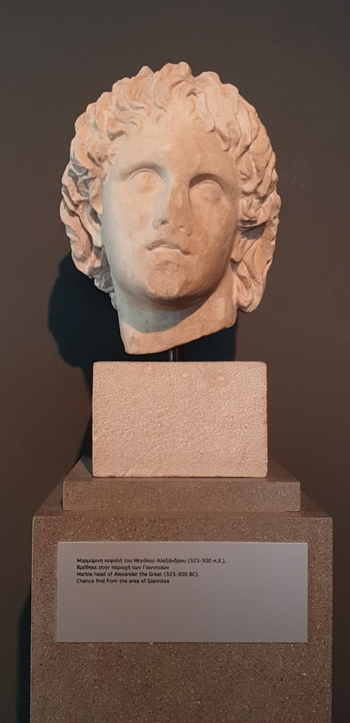 Alexander the Great - famous people of Greece