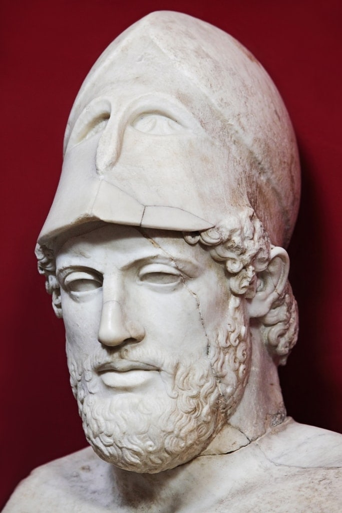 Pericles- Famous Greeks